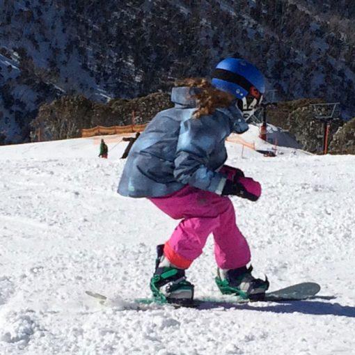 freestyle snowboarding hotham
